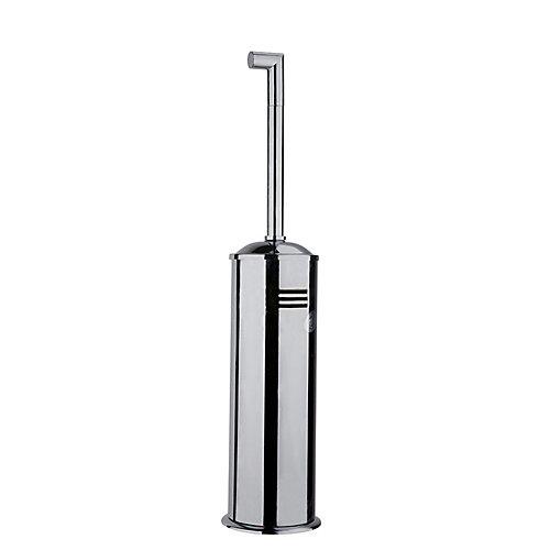 """Autoportante brosse de toilette et support, style """"SQUARETONE"""""""