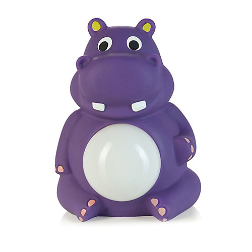 Belly Glow Night Lights - Hippo