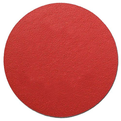 6-inch Medium Finish 120 Grit PSA Random Orbital Sand Paper (ROS) Disc for Wood/Metal/Plastic Sanding (5 Pack)