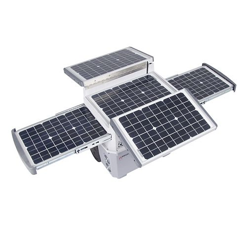 Solar e Power Cube