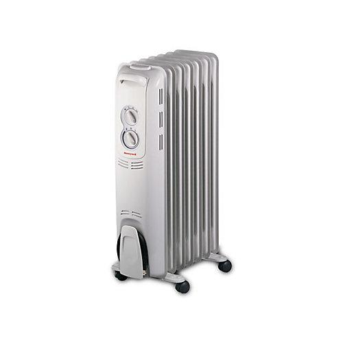 7 Fin Oil-Filled Radiator Heater