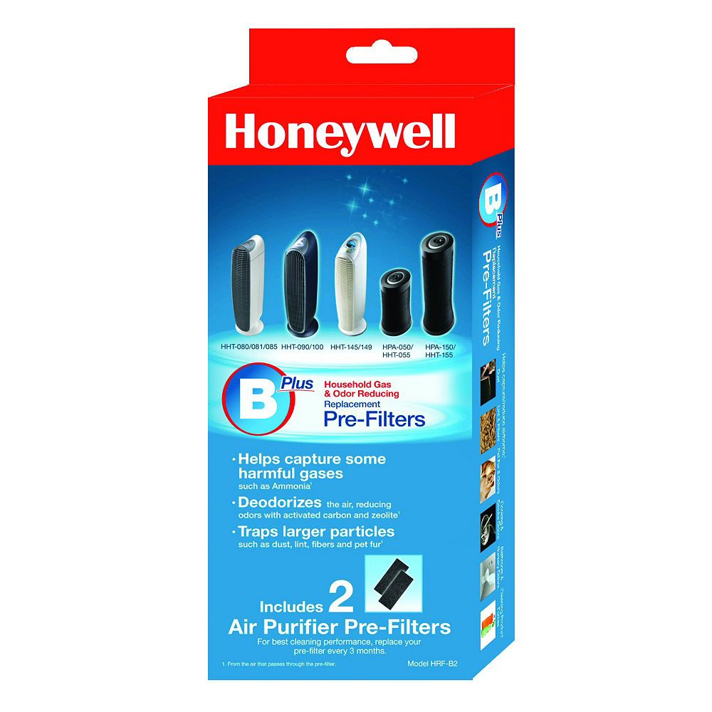 Honeywell Replacement Premium Odour Reducing Filter
