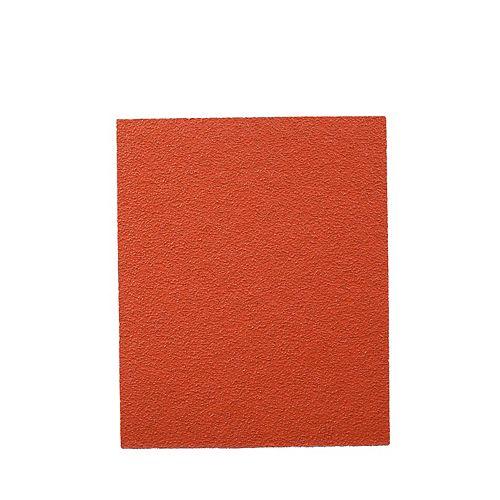 Feuilles Abrasives - Pacquet de 6