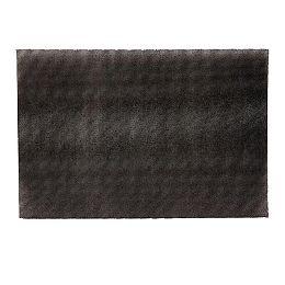 Écran de papier de sable de grain de 12 po x 18 po de finition moyenne de 100 grains pour le ponçage du bois