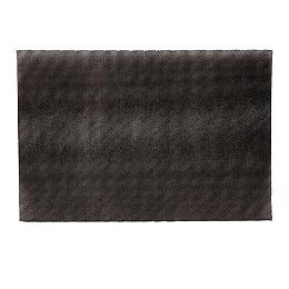 Écran de papier de sable de grain de 12 po x 18 po de finition grossière de 80 grains pour le ponçage du bois