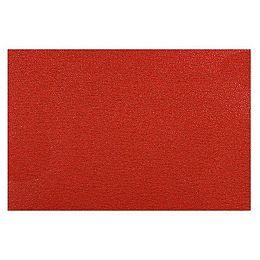 Feuille de papier abrasif PSA de 12 pouces x 18 pouces à finition ultra-grossière et à grain 36 pour le ponçage du bois, du métal et du plastique.
