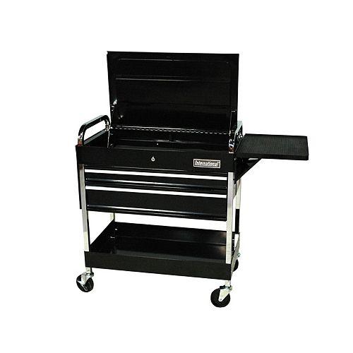 Deluxe 45-inch 2-Drawer Mechanics Cart