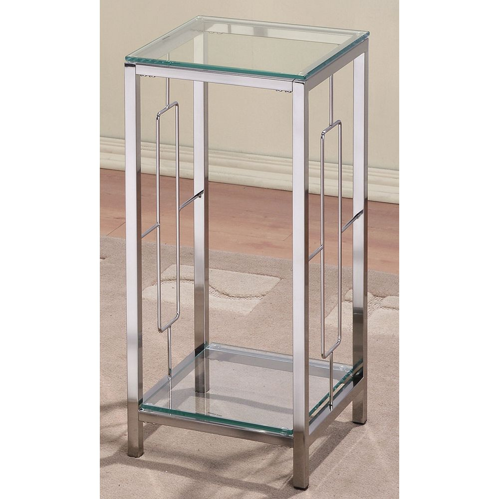 Worldwide Homefurnishings Inc. Athena-26 Inch Accent Table