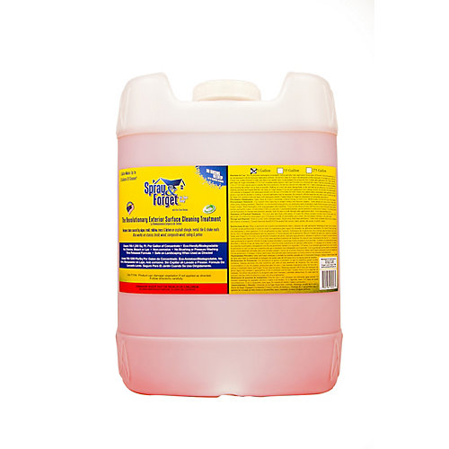 Concentrated Cleaner, 5 Gallon Pail