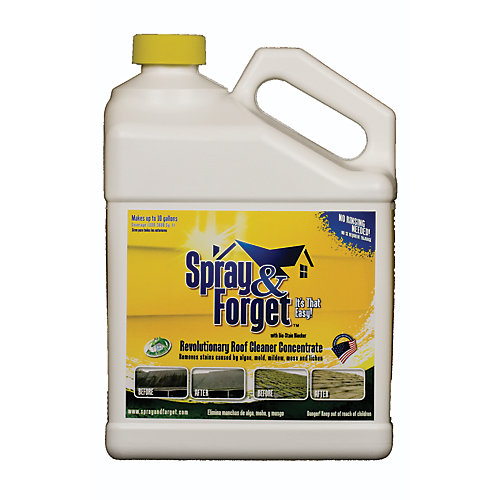 Concentrated Cleaner - 1 Gallon