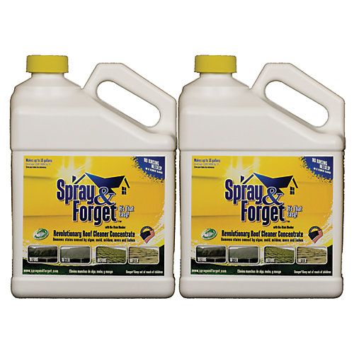 Concentrated Cleaner, 1 Gallon - (2-Pack)