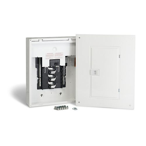 Schneider Electric Homeline 60 Amp Homeline  Main Breaker Loadcentre with 24 Circuits Maximum