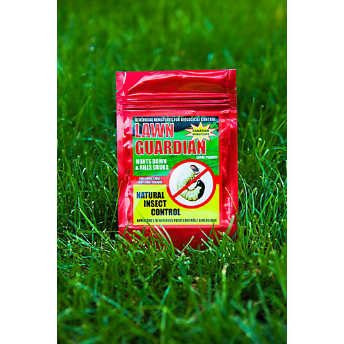 Natural Insect Control - GARDE-PELOUSE