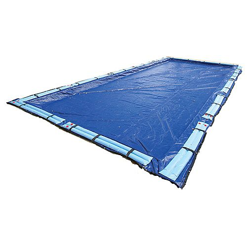 Blue Wave 15-Year 12 ft. x 24 ft. Rectangular In-Ground Pool Winter Cover