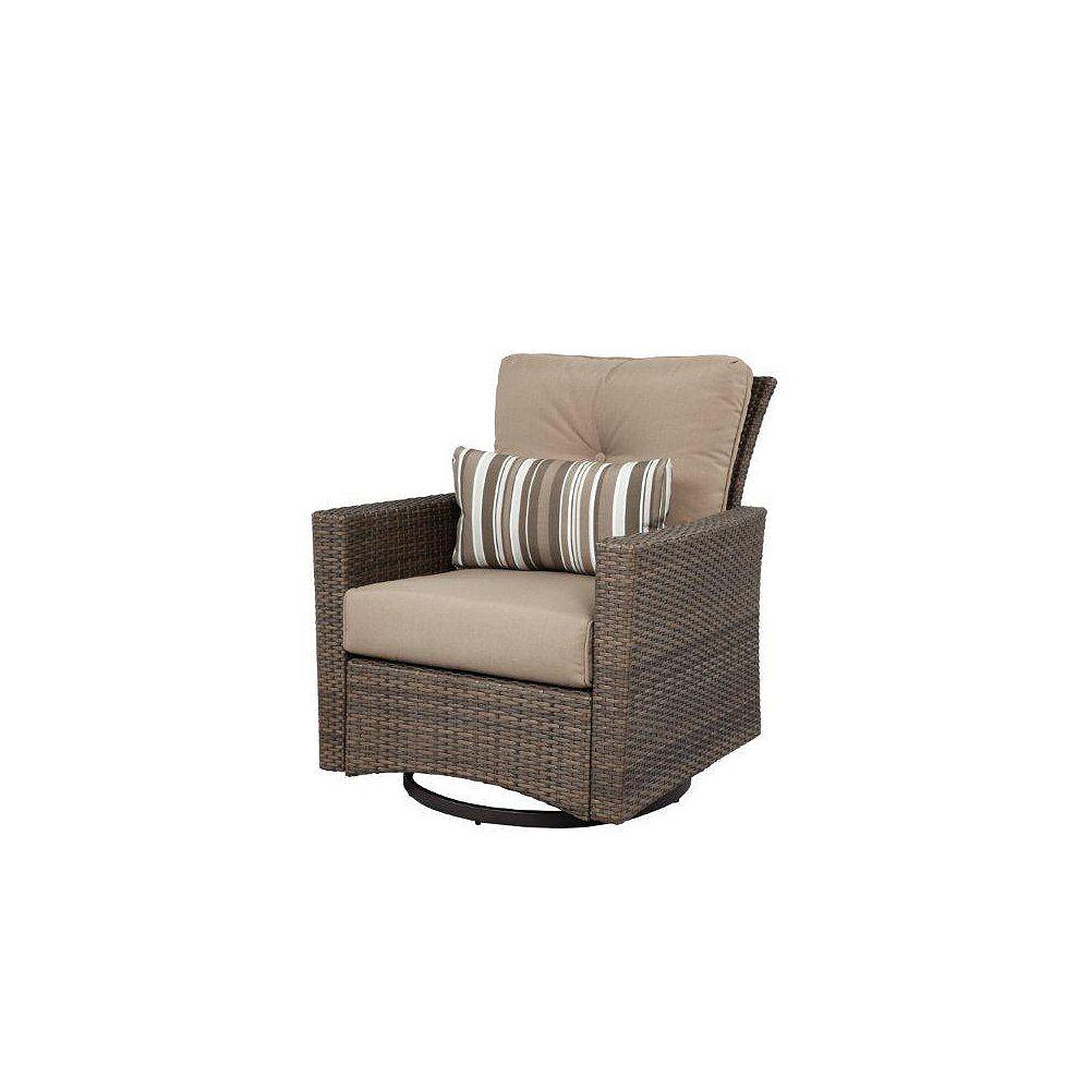 Hampton Bay Tacana Patio Motion Chair