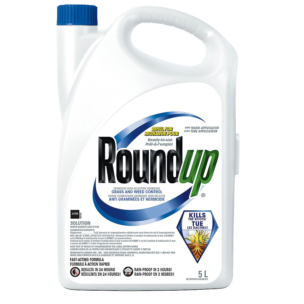Roundup 5L Herbicide Refill