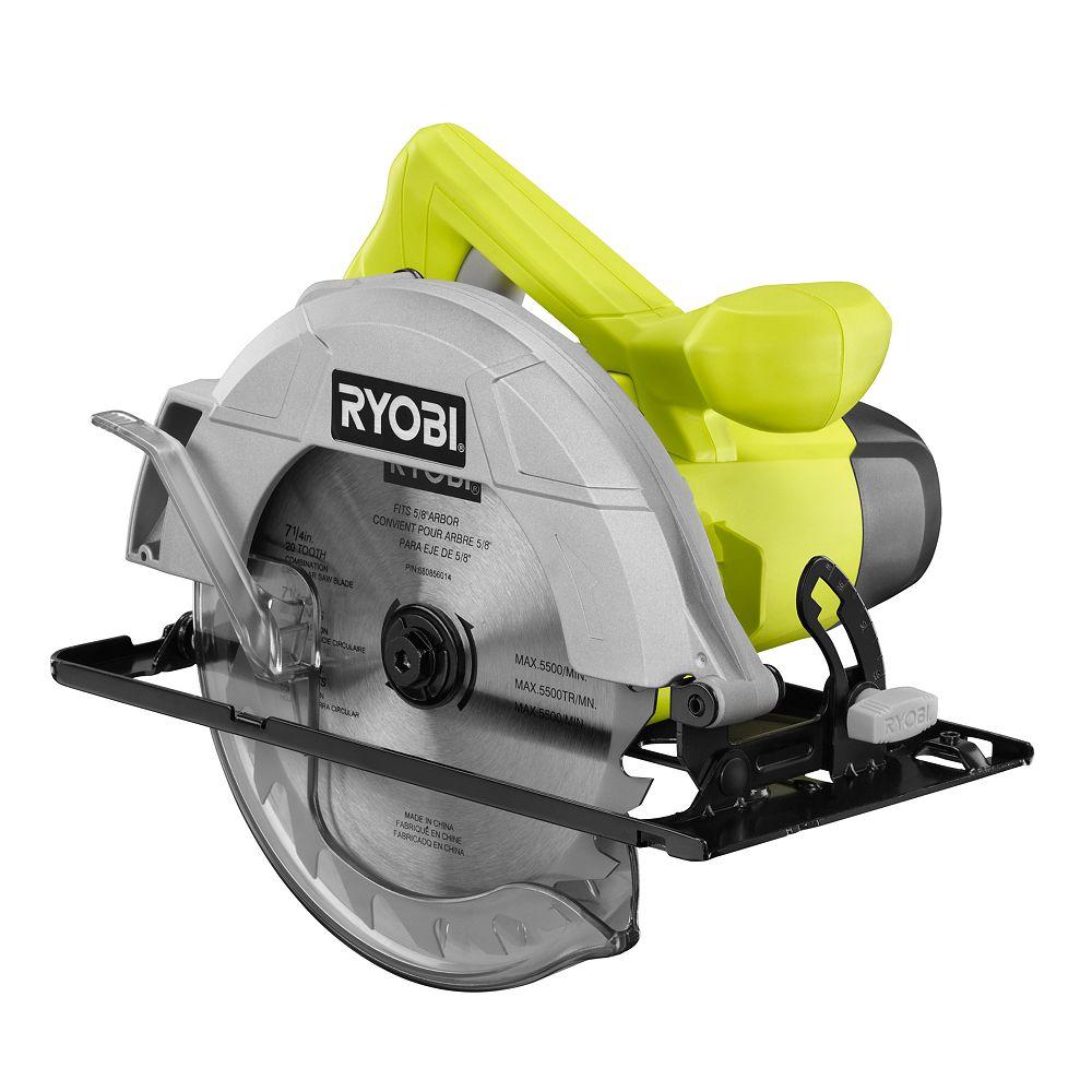 RYOBI 13-Amp 7-1/4-inch Circular Saw