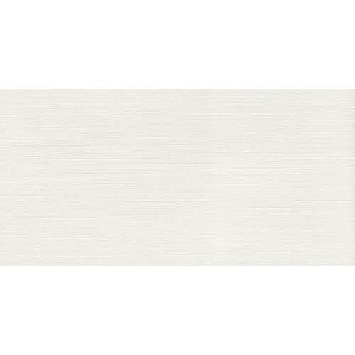 Enigma 12-inch x 24-inch Sassi White Porcelain Tile