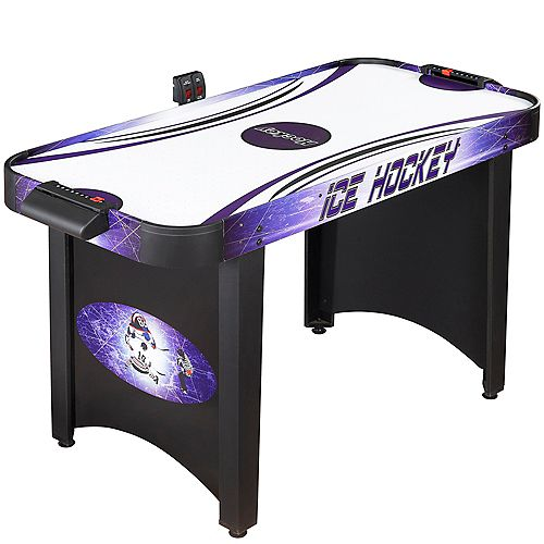 Hathaway Hat Trick 4 ft. Air Hockey Table