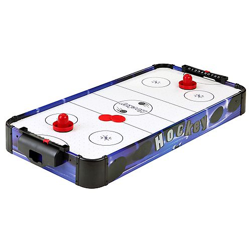 Blue Line - Table de hockey sur coussin portative 81 cm (32 po)