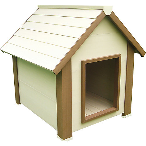Ecoconcepts Hi-R Canine Cottage Insulated Dog House