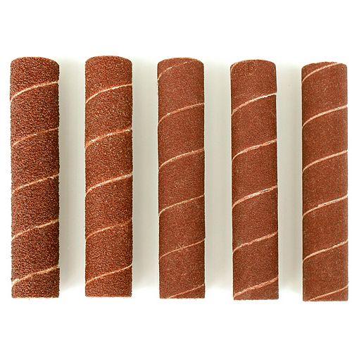 Aluminium Oxide Sanding Sleeves 19mm (3/4 Inch) Grit 60/80/100/150/240