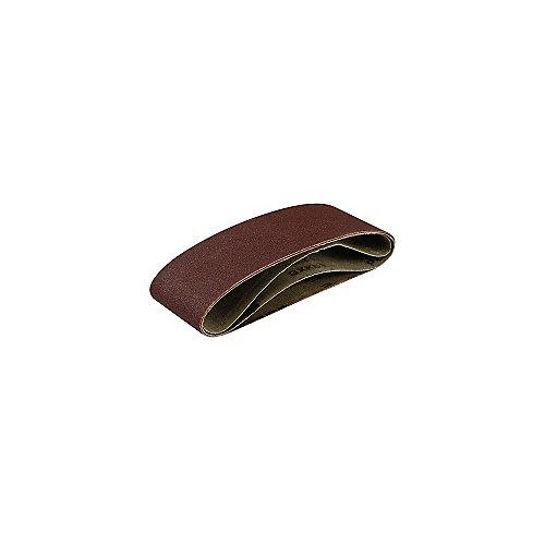 Aluminium Oxide Sanding Belt 40G (3-Pack)