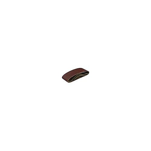 Aluminium Oxide Sanding Belt Grit 80/100/120 (3-Pack)