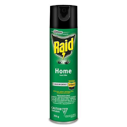 Insecticide pour insectes domestiques