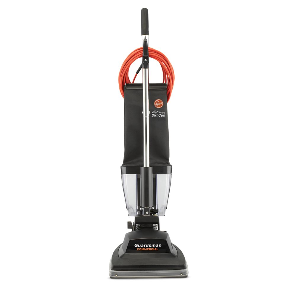 Hoover Aspirateur vertical commercial sans sac GuardsmanMC