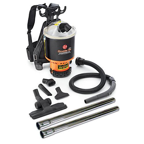 Shoulder Vacuum Pro Commercial Back Pack