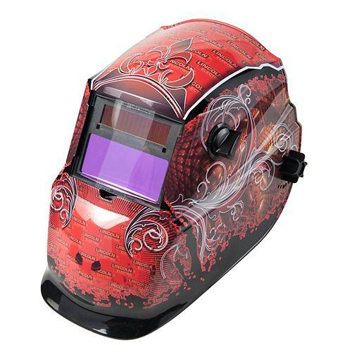 Lincoln Electric Masque auto-assombrissant Grunge de -Nuance 9 à 13