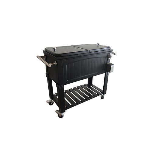 75L Antique Look Patio Cooler