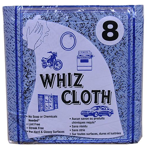 Whiz Cloth (8-Pack)