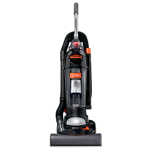 Commercial Bagged Upright Vacuum