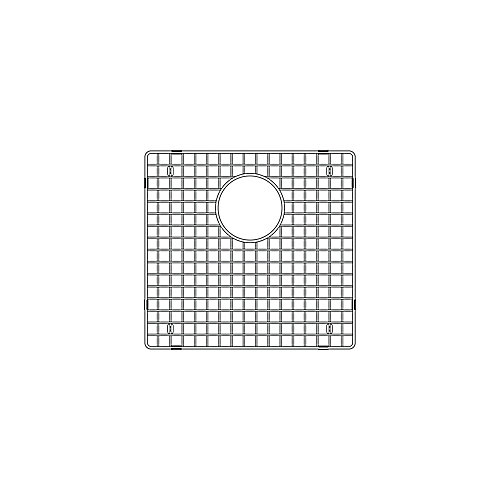 Precision Sink Grid 17x16, Stainless Steel