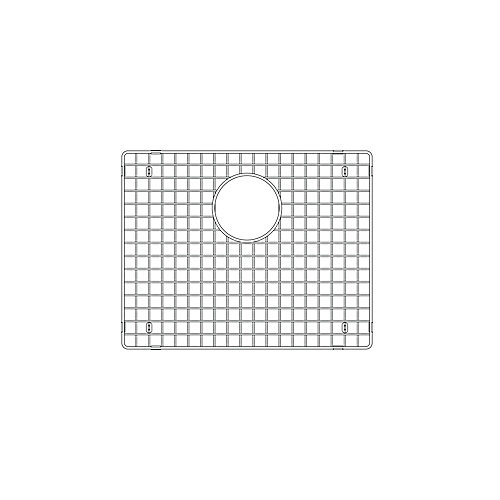 Supreme Ss Sink Grid, Stainless Steel