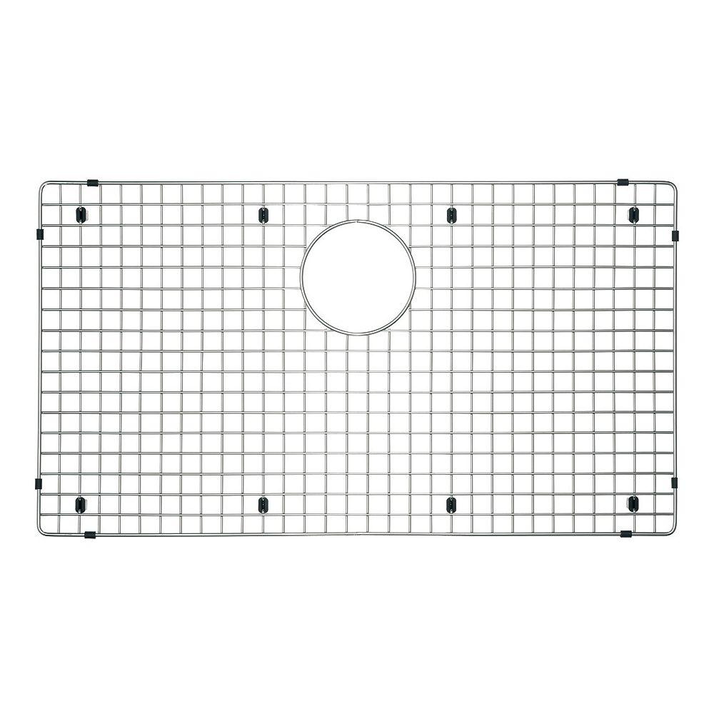 Blanco Diamond 1.75 Sink Grid Lb, Stainless Steel