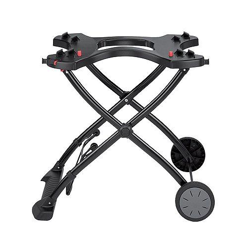 Q Portable BBQ Grill Cart