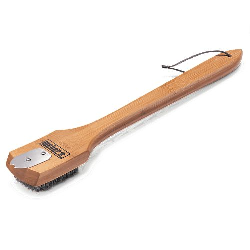 18-inch Bamboo BBQ Brush