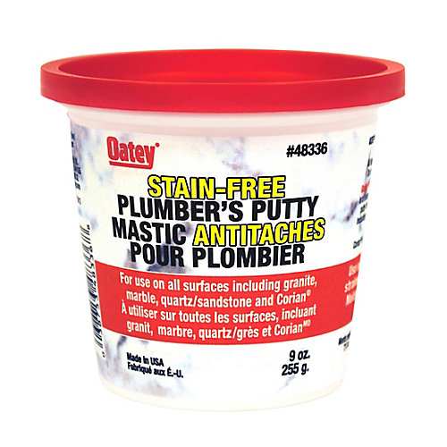 9 Oz Stain Free Plumber Feet. s Putty