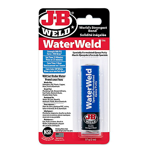 WaterWeld – N° de fabrication 8277F