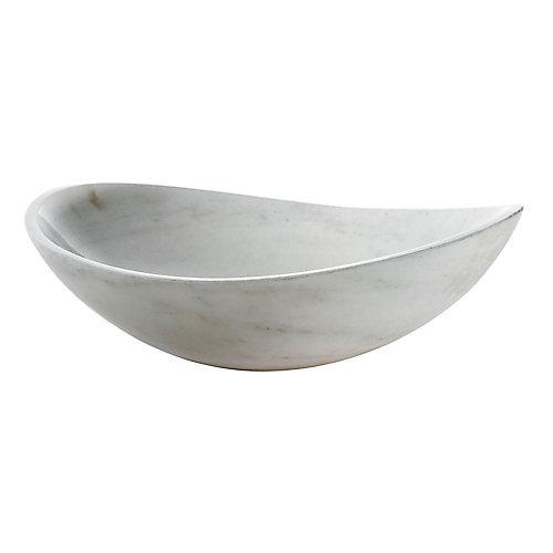 Oval 20-inch x 16-inch x 6-inch Oval Bathroom Sink