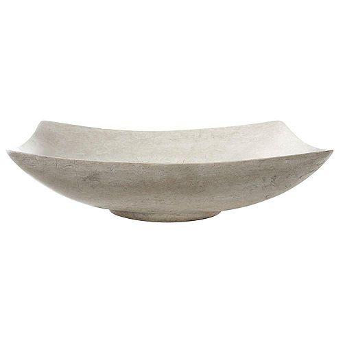 20-inch x 16-inch x 6-inch Rectangular Bathroom Sink