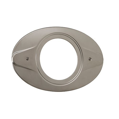 Remodelling Cover Plate- Brushed Nickel