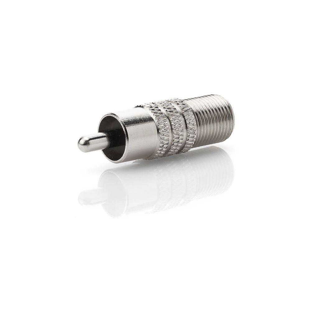 Commercial Electric Adaptateur  Câble Coaxial A Rca
