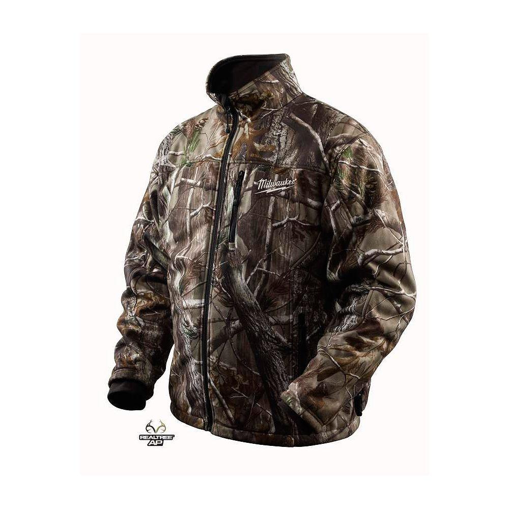 Milwaukee Tool M12 Realtree AP Heated Jacket - Bare Tool - Small