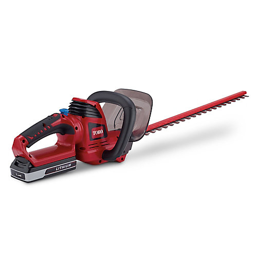 24V Electric Cordless Hedge Trimmer
