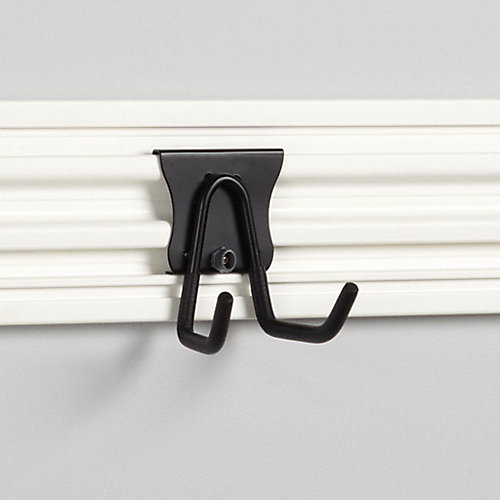 Trackwall Short Utility Hook