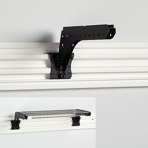 Trackwall Shelf Bracket
